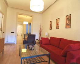 Rent family apartment Eixample