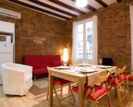 Alquiler Apartamento en Gótico
