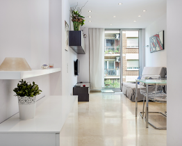 acolhedor apartamento com 2 quartos