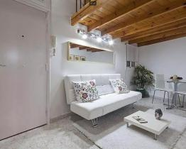 Duplex apartment with terrace | in Born, Barcelona