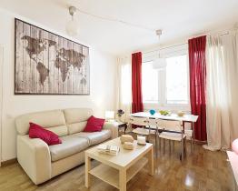 appartamento familiare Paral·lel