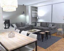 Mieszkanie 4 pokojowe w pobliżu Avenida Diagonal