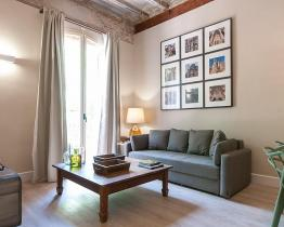 Exquisite apartment in Eixample