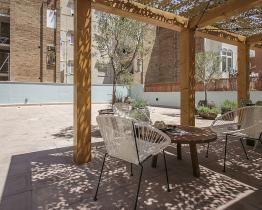 Studio with community pool in Sant Andreu