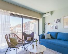 One bedroom apartment near La Sagrera metro