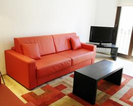 Modern one-bedroom apartment near La Rambla