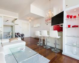 2 bedroom apartment with contemporary design in Gothic quarter