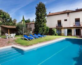 Klasyczny Kataloński dom na wsi z 6 sypialni