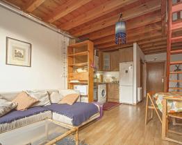 Encantador apartamento familiar con 2 habitaciones, Sants-Montjuic