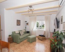 2 спальный дом для отдыха в центре города Ситжес