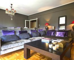Fabuloso apartamento con 3 habitaciones y parking, Sarria-Sant Gervasi