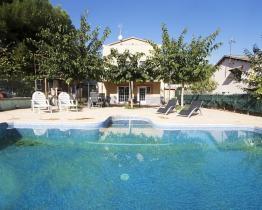 3 roms hus med svømmebasseng i El Vendrell