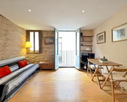 Ett sovrum lägenhet i El Born