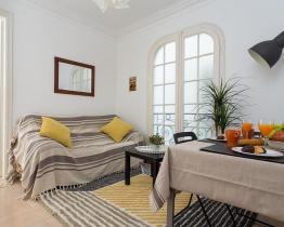 Lovely 3 bedroom apartment in Poble Sec