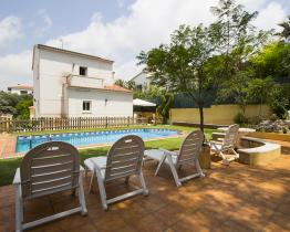 Einfamilienhaus mit Pool in El Vendrell
