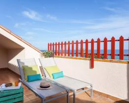 Apartamento frente al mar cerca de Barcelona, Vilassar de Mar