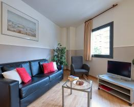 Modern apartment with 1 bedroom - Sarria-Sant Gervasi