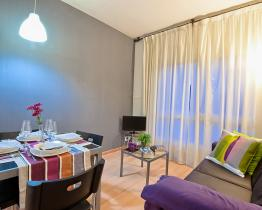 Family apartment close to Sagrada Familia