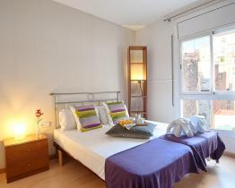 Elegant apartment near Hospital Sant Pau