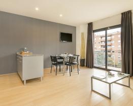 Villa Olímpica Two Bedroom Apartment