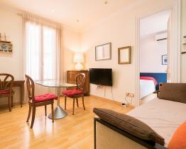 Sjarmerende leilighet til leie nær Sant Pau