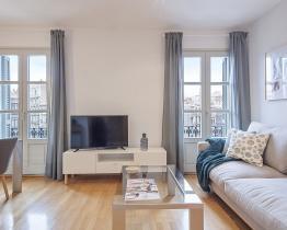 Romántico Apartamento en Eixample