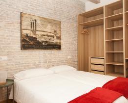 Apartamento de 1 habitación en Barceloneta