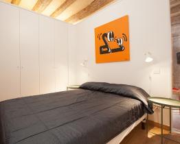 Picasso Museum apartment, barcelona
