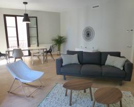 Appartement avec piscine communautaire à Barcelone