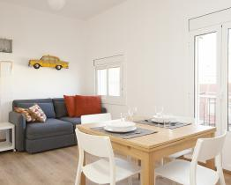 Modern apartment in Barceloneta
