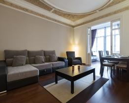 Apartament typu Executive w centrum Barcelony