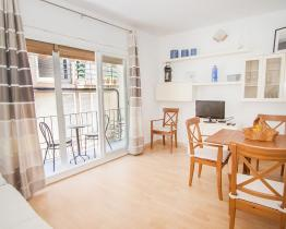 Holiday apartments in Sitges