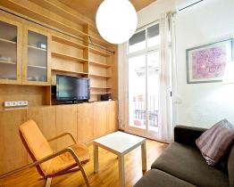 Duplex lejlighed nær Sant Antoni Marked