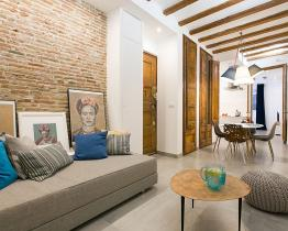Long term rental near to La Rambla