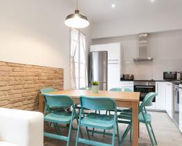 Precioso apartamento de 4 habitaciones en Sagrada Familia