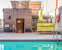 Luksuriøs villa i Barcelona