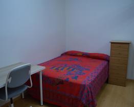Tweepersoonskamer met eigen badkamer