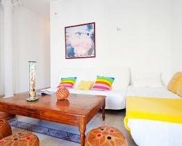 Apartament w centrum w Bcn