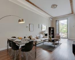 Luksusowe apartamenty w Barceloneta