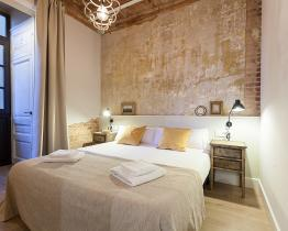 Monthly apartment rentals in Barcelona