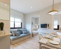 2-Zimmer-Wohnung in der Nähe von Parc de la Ciutadella