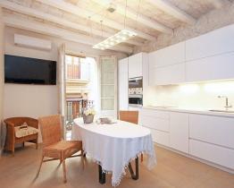 1 slaapkamer appartement in El Born