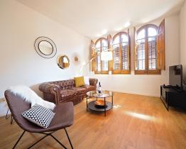 Appartement exquis avec terrasse