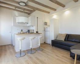 Apartament Barceloneta Sea