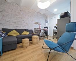 Charming 1 bedroom apartment, Barceloneta