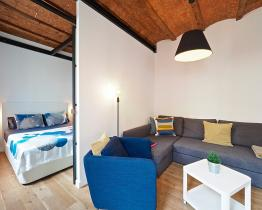 Flat in Barceloneta with terrace