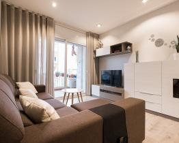 Appartamento con 3 camere da letto a Gracia