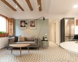 Incroyable appartement dans le coeur de Barcelone
