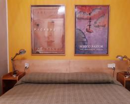 Picasso apartment, Born