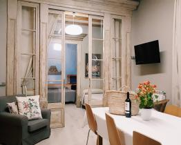Santa maria del mar apartment, Barcelona